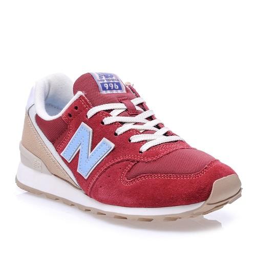 New Balance 996 Lake House Günlük Spor Ayakkabı Kırmızı Wr996hf
