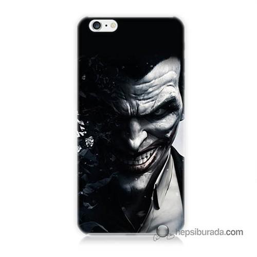 Teknomeg İphone 6S Kılıf Kapak Joker Baskılı Silikon