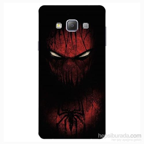 Cover&Case Samsung Galaxy A7 Silikon Tasarım Telefon Kılıfı Ccs02-A03-0260