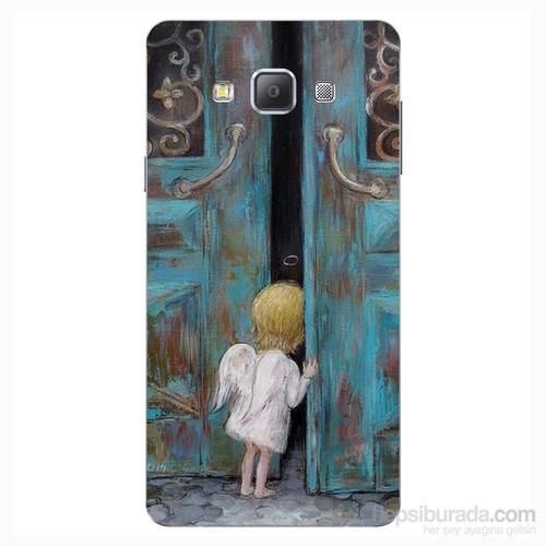 Cover&Case Samsung Galaxy A8 Silikon Tasarım Telefon Kılıfı Ccs02-A04-0010