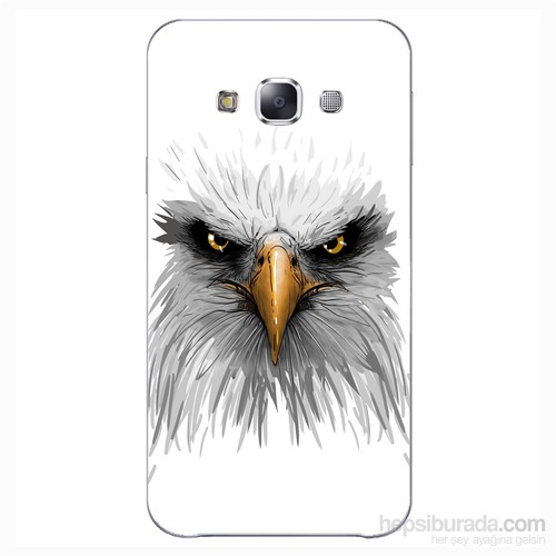Cover&Case Samsung Galaxy E5 Silikon Tasarım Telefon Kılıfı Ccs02-E01-0284