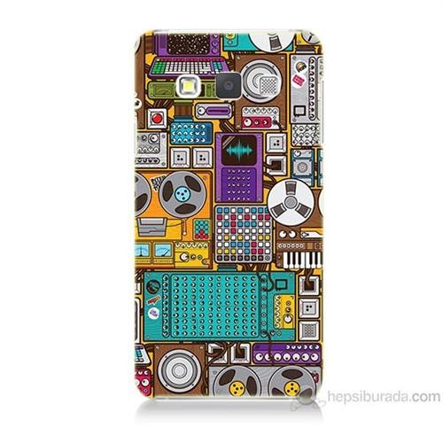 Teknomeg Samsung Galaxy A5 Teknoloji Baskılı Silikon Kılıf