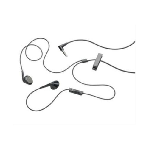 BlackBerry Kabel Stereo 3.5mm Kulaklık Siyah