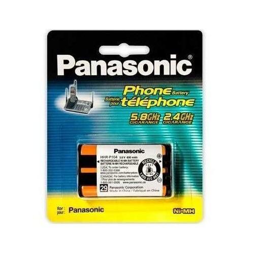 Panasonic Hhr-P104 Telsiz Telefon Pili