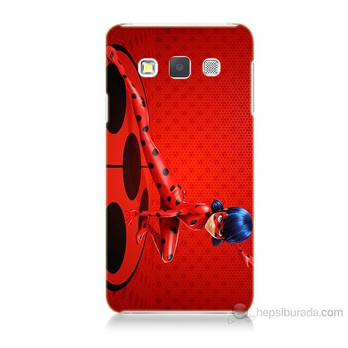 Teknomeg Samsung Galaxy A3 Kapak Kılıf Sevimli Kahraman Baskılı Silikon
