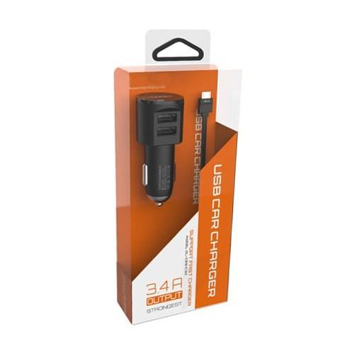Xvoora İphone İçin Kablolu Araç Şarjı