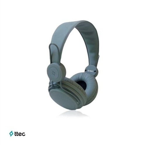 Ttec Bubbles Mikrofonlu Kulaküstü Kulaklık Gri 2KM8005
