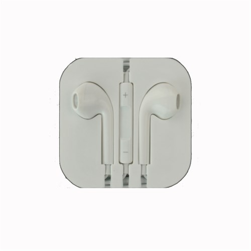 Miacase Mikrofonlu Beyaz Universal Kulaklık
