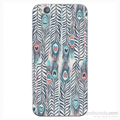 Cover&Case Turkcell T60 Silikon Tasarım Telefon Kılıfı Ccs07-T02-0057
