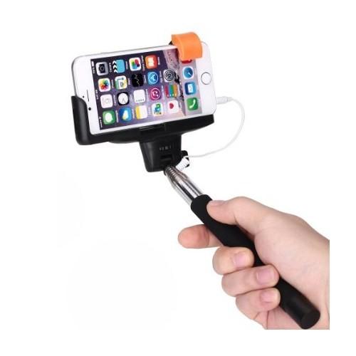 Qapaq Universal Selfie Çubuğu Siyahuz244434009690