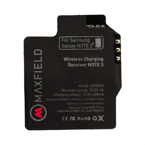 Maxfıeld Wıreless Chargıng Receıver Note 3