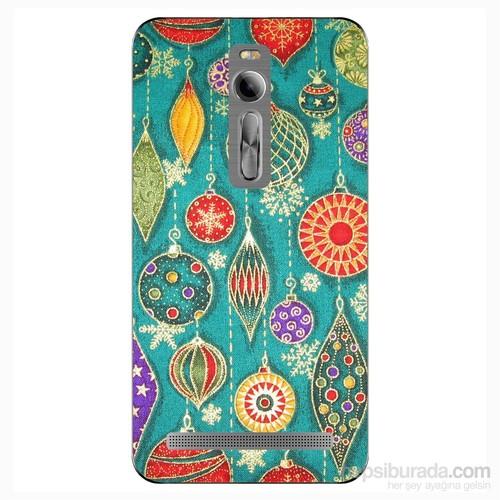 Cover&Case Asus Zenfone 2 Silikon Tasarım Telefon Kılıfı Ccs08-Z01-0243