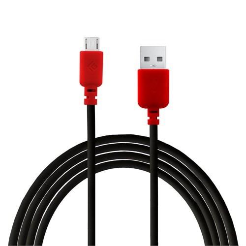 i-TechGear Micro USB Data/Şarj Kablosu Kırmızı