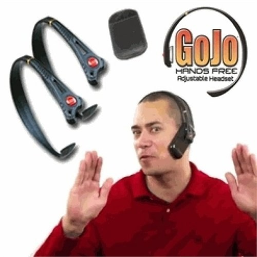 Gojo Hands Free Telefon Tutucu Başlık