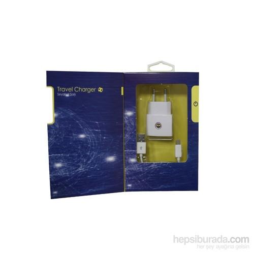 Fenerium Seyahat Şarjı-1500 Ma-Micro Usb