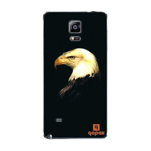 Qapak Samsung Galaxy Note 4 Baskılı İnce Kapak uz244434010518