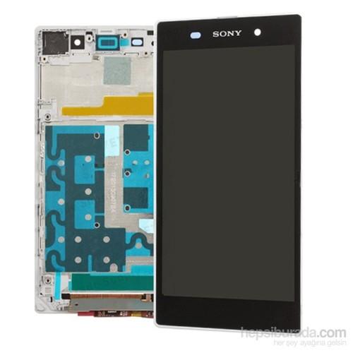 Sony Xperia Z1 Dokunmatik Lcd Ekran Panel