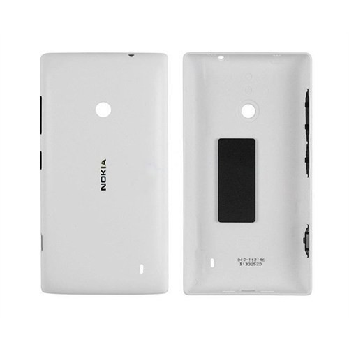 Teleplus Nokia Lumia 520 Arka Pil Batarya Kapak Beyaz