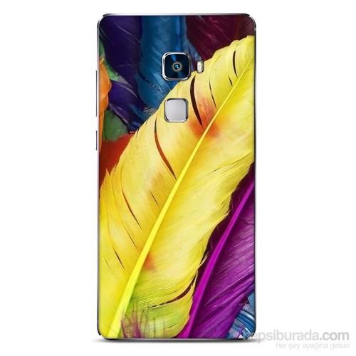 Cover&Case Huawei Mate 7S Silikon Tasarım Telefon Kılıfı
