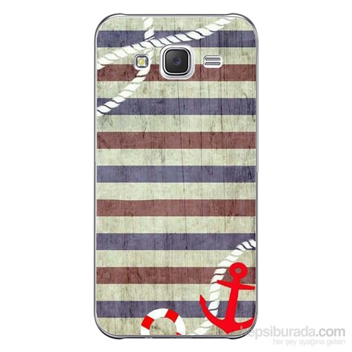 Cover&Case Samsung Galaxy J5 Silikon Tasarım Telefon Kılıfı Ccs02-J04-0269