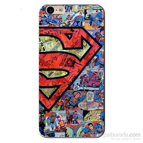 Cover&Case Apple İphone 6 / 6S Silikon Tasarım Telefon Kılıfı Ccs01-Ip03-0293