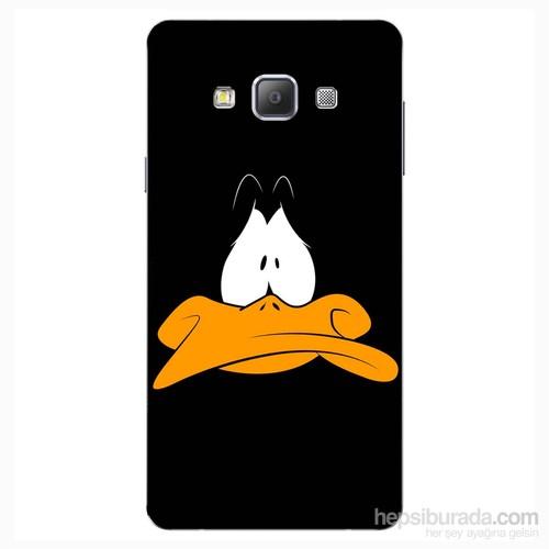 Cover&Case Samsung Galaxy A7 Silikon Tasarım Telefon Kılıfı Ccs02-A03-0097
