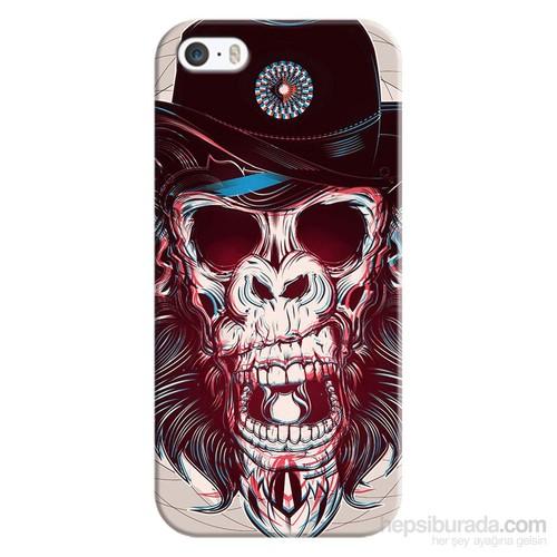 Cover&Case Apple İphone 5 / 5S / Se Silikon Tasarım Telefon Kılıfı Ccs01-Ip02-0211