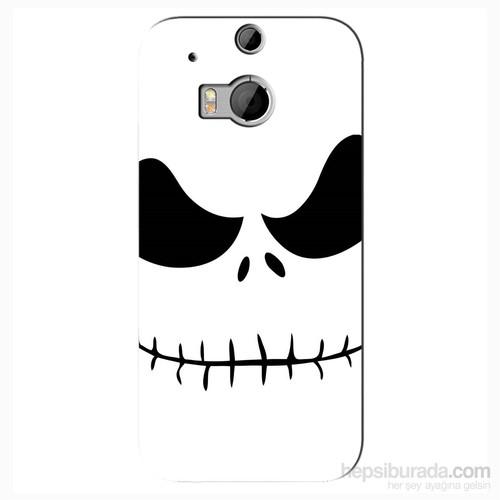 Cover&Case Htc One M8 Silikon Tasarım Telefon Kılıfı Ccs05-O02-0255