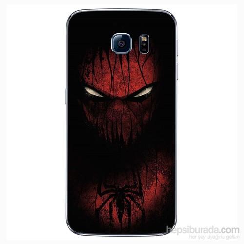 Cover&Case Samsung Galaxy S6 Silikon Tasarım Telefon Kılıfı Ccs02-S04-0260