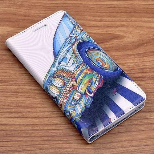 Teleplus Samsung Galaxy Alpha Araba Desenli Kılıf