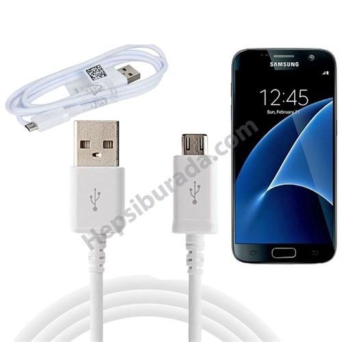 Fonemax Samsung Galaxy S7 Micro Usb Data Ve Şarj Kablosu