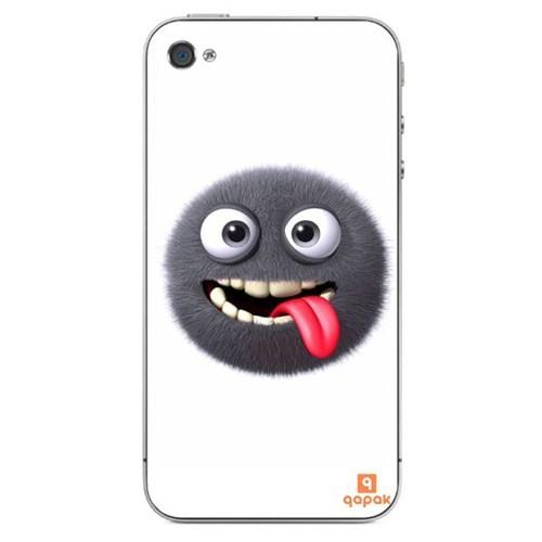 Qapak iPhone 4 Baskılı İnce Kapak uz244434011303