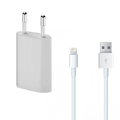 Markaawm İphone 5S Şarj Aleti Usb Kablo