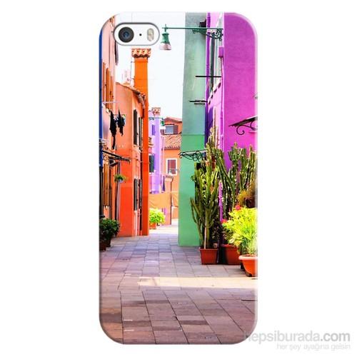 Cover&Case Apple İphone 5 / 5S / Se Silikon Tasarım Telefon Kılıfı Ccs01-Ip02-0186