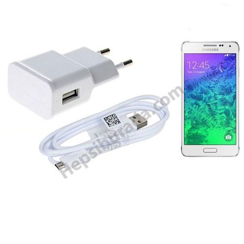 Fonemax Samsung Galaxy Alpha Şarj Seti