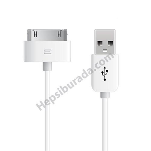 Fonemax Apple İphone 4-4S Şarj Ve Data Kablosu