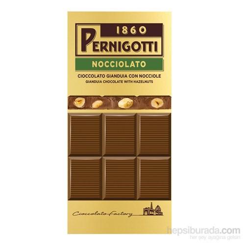 Pernigotti Nocciolato Fındıklı Sütlü Çikolata Tablet 125 gr