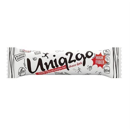 Uniquechoco Dark Protein Bar 50 Gr 16'Lı