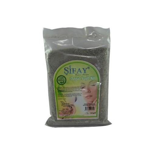 Şifay Yeşil Kil (500 Gr.)