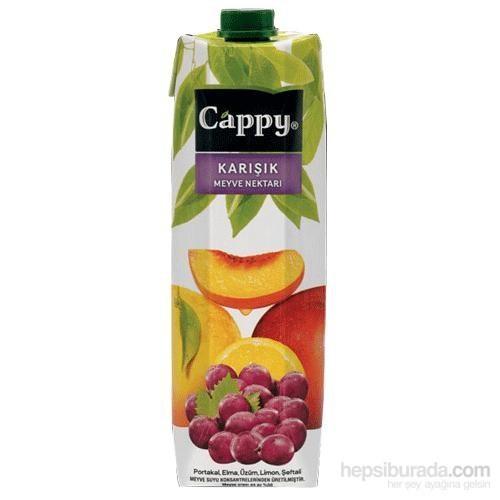 Cappy Meyve Suyu Karışık Meyveler 1 Lt