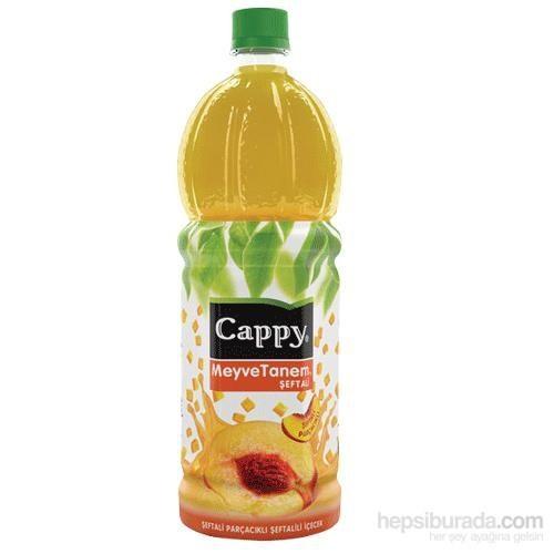 Cappy Meyve Suyu Meyve Tanem Şeftali Pet 1 Lt