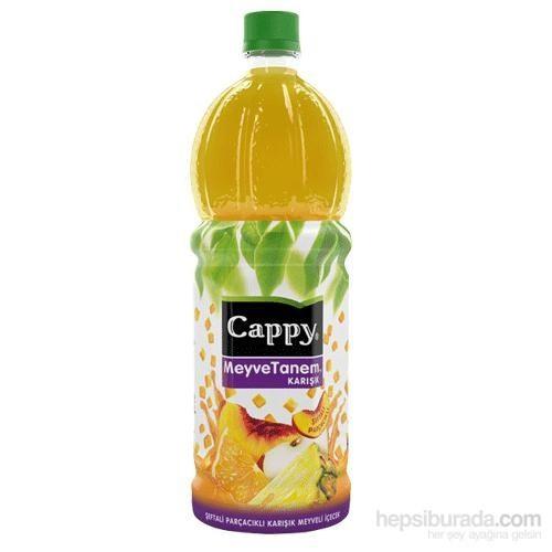 Cappy Meyve Suyu Meyve Tanem Karışık Pet 1 Lt