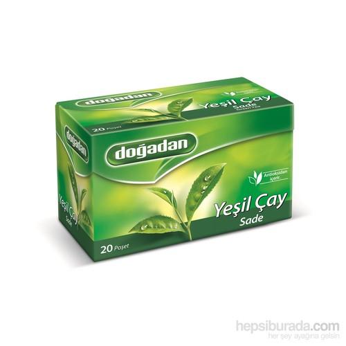 Doğadan Yeşil Çay 20'li Poşet