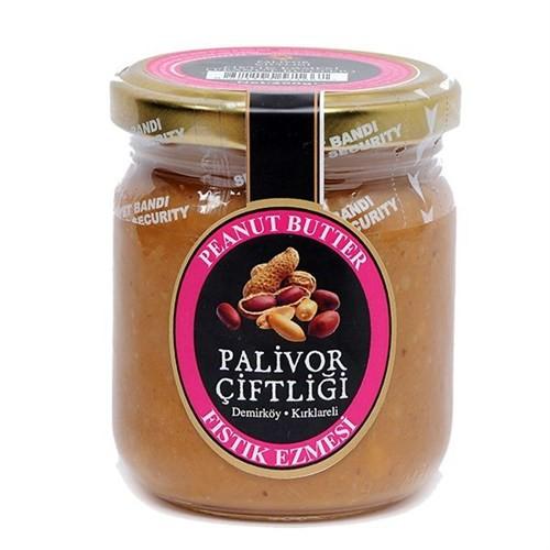 Palivor Çiftliği Fıstık Ezmesi (Peanut Butter), 200 Gr