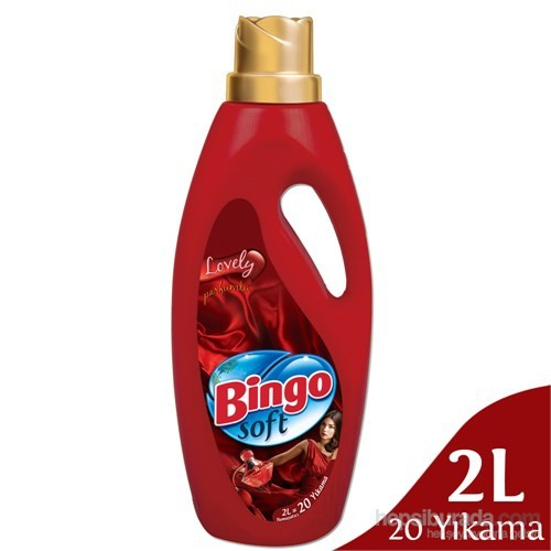 Bingo Soft Lovely 2000 ml