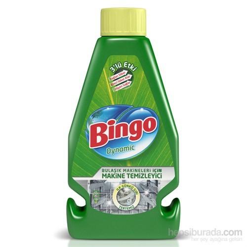 Bingo Dynamic Bulaşık Makinesi Temizleyici Standart 250 ml kk