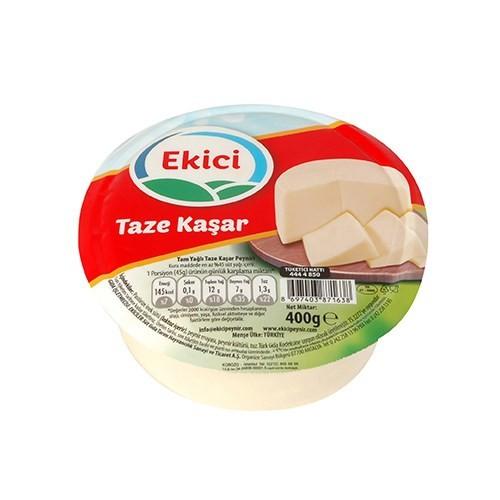 Ekici Taze Kaşar 400 Gr