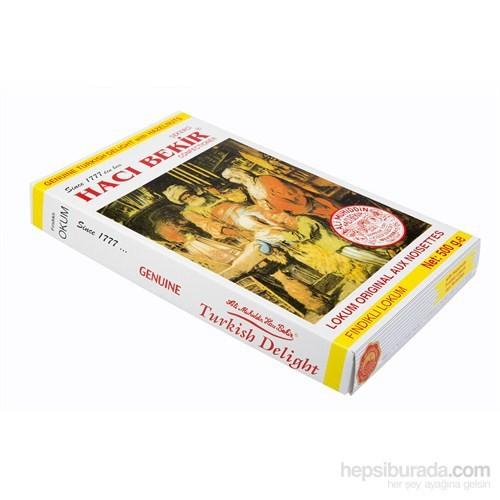 Fındıklı Lokum Kitap Kutu 500Gr