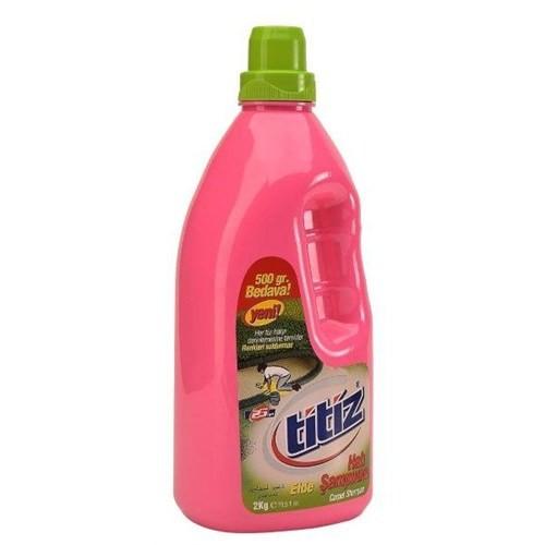 Titiz Halı Şampuan 2 Kg Elde Yıkama