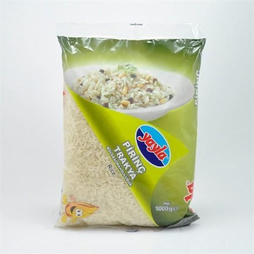 Yayla Pirinç Trakya 1Kg